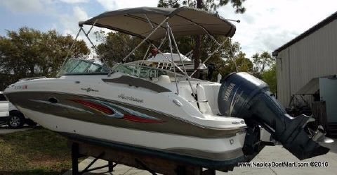 2010 Hurricane SunDeck 2400 OB