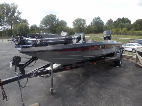 1991 Champion Boats SC 184