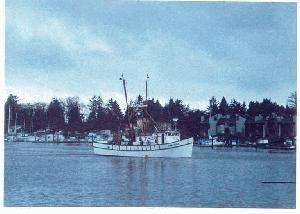 1979 Desco Marine Trawler