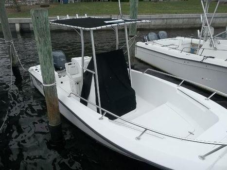2004 Angler Boats 204cc