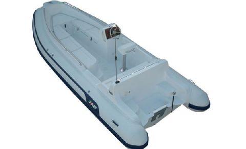 2016 Ab Inflatables Nautilus 19 DLX