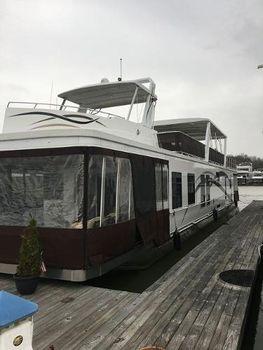 2011 Sharpe 18 x 86 Houseboat