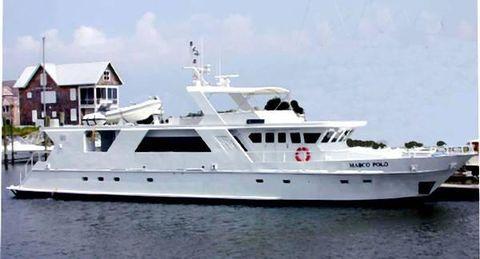 1981 Lubeck Shipyard Trawler Ocean Explorer II