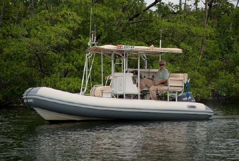 1999 Nautica RIB 19 Deluxe