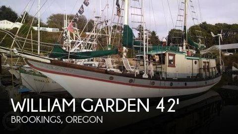 1970 William Garden 42 Pilothouse Ketch