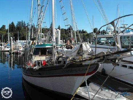 1970 William Garden 42 Pilothouse Ketch 1970 William Garden 42 Pilothouse Ketch for sale in Brookings, OR