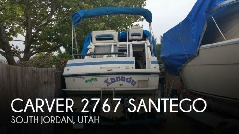 1989 Carver 2767 Santego 1989 Carver 2767 Santego for sale in South Jordan, UT