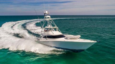 2015 Viking 66' Convertible