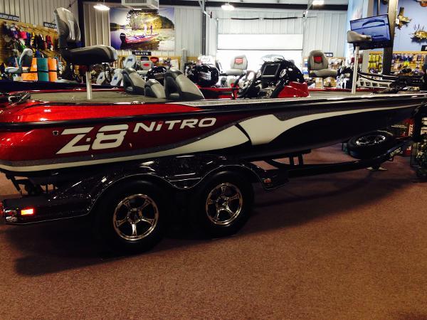 2015 Nitro Z-8 Z-PRO High Performance Pkg