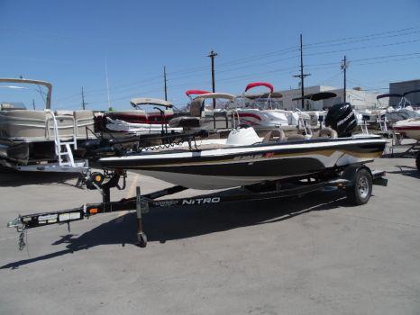 2008 Tracker Nitro 27
