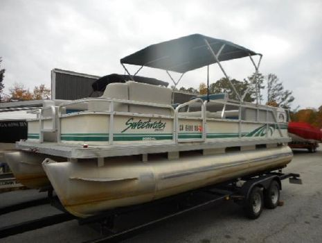 1996 Sweetwater 2020 XL