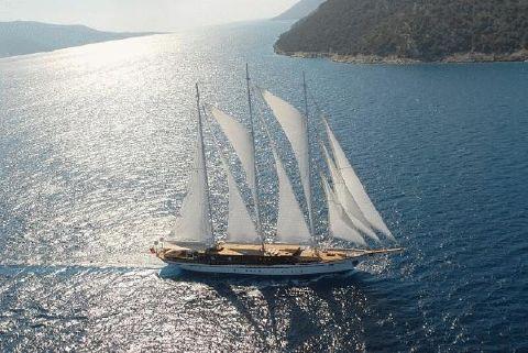 2007 Aegean Yacht schooner yacht