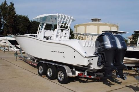 2017 Cape Horn 32 Center Console 2017-CAPE-HORN-32-CENTER-CONSOLE-FOR-SALE