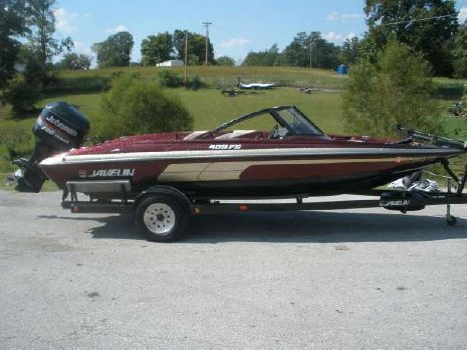 1997 Javelin Boats 409 FS
