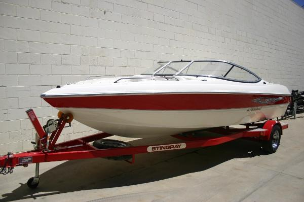 2009 Stingray 195 LS/LX/LR