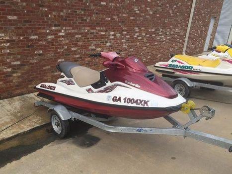 1998 Sea-Doo GTX Limited