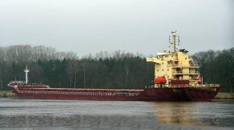 2007 Custom General Cargo/ Container Vessel