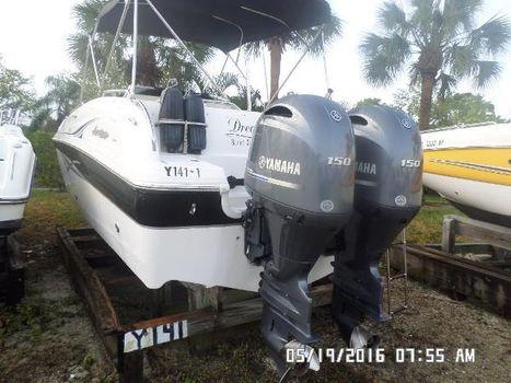 2005 Hurricane SunDeck OB.