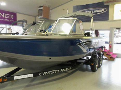2016 Crestliner Authority 2050