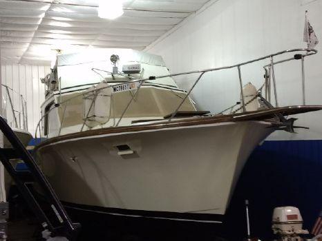 1973 Egg Harbor 38 Sedan