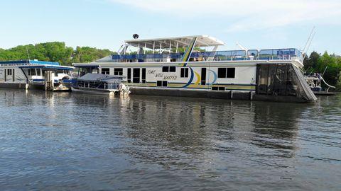 1999 Sharpe Houseboat
