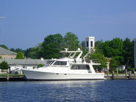 2001 Offshore 48 Pilothouse Starlight