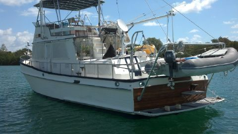 1988 Grand Banks 42 Classic Trawler
