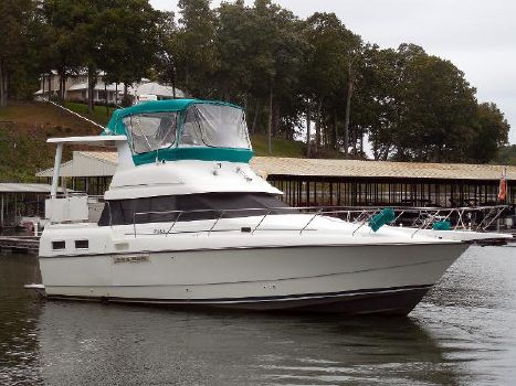 1993 Silverton 34 Motor Yacht