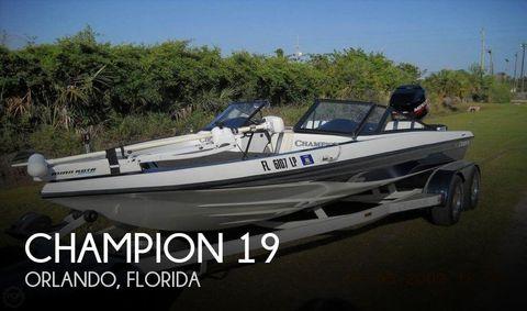 1999 Champion Boats 19 1999 Champion 19 for sale in Orlando, FL