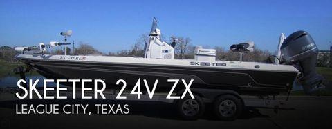 2011 Skeeter 24V ZX 2011 Skeeter 24V ZX for sale in League City, TX