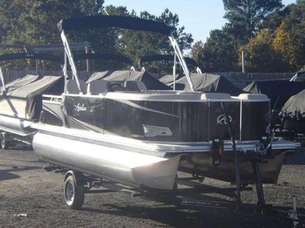2015 Avalon LS 22 RF Rear Fish & Cruise