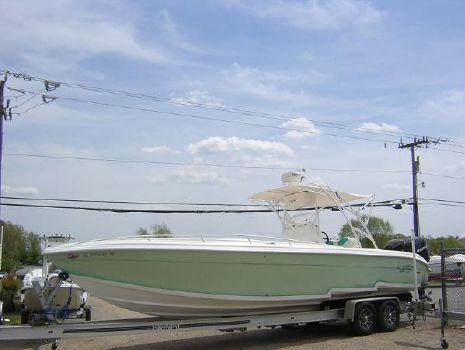 2006 Glasstream 328 SCX