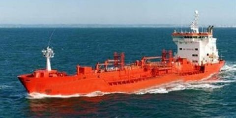 1991 Tanker Double Hull Chemical Tanker