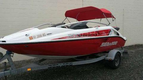 2008 Sea-Doo 200 Speedster (430 hp)