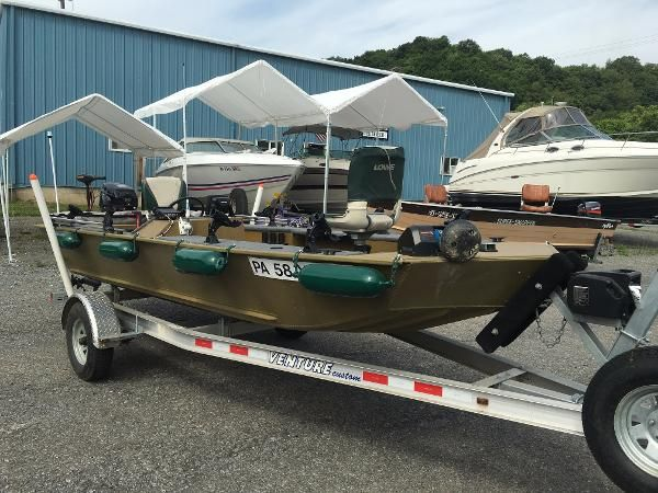 Sea nymph new and used boats for sale in pennsylvania for Fish and ski boats for sale craigslist