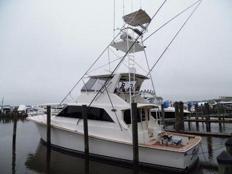 1991 Ocean Yachts 58 Super Sport