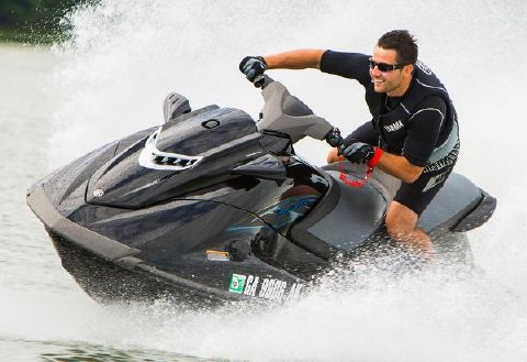 2014 Yamaha Waverunner VXR