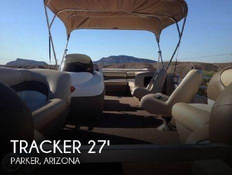 2002 Tracker Party Barge 27 Regency 2002 Tracker Party Barge 27 Regency for sale in Parker, AZ