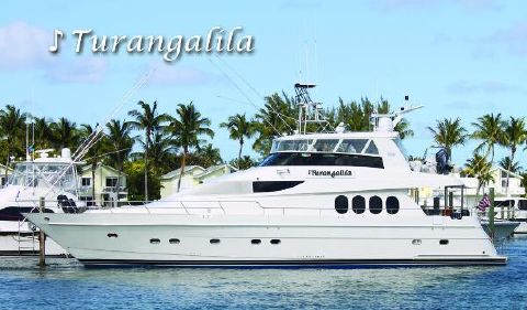 2006 Neptunus 70 Motor Yacht
