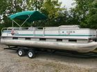 1995 Tracker 24 Party Barge