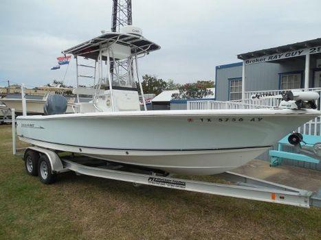 2008 Sea Hunt BX 24