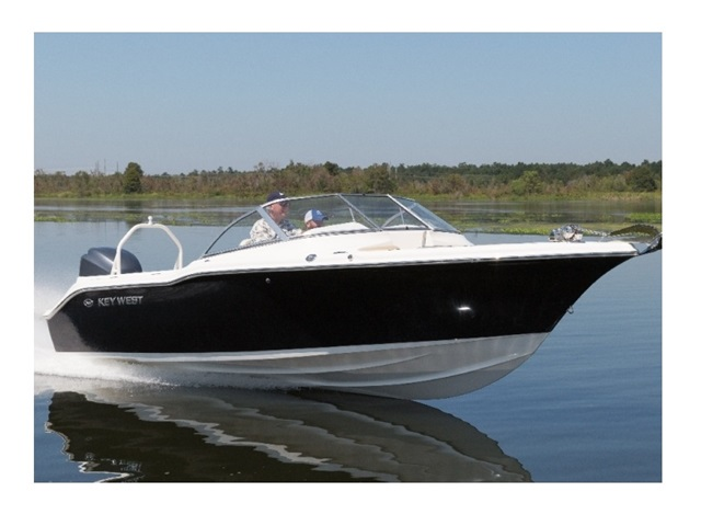 2015 Key West Dual Console 239DFS