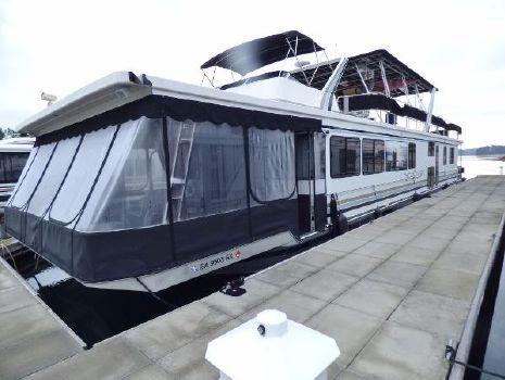 1998 Sumerset Houseboats 18x81