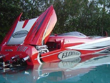 2009 Eliminator Daytona