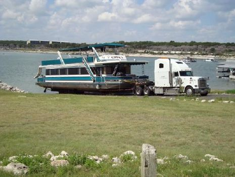 1994 Sumerset 16 x 73 House Boat