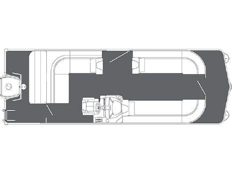 2016 Manitou 25 Standard - Aurora