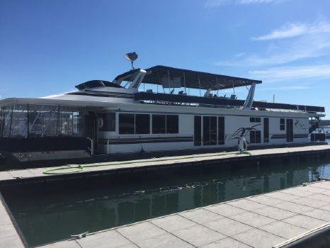 1999 Fantasy Houseboat House Boat 17'x87'