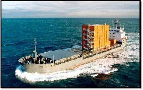 2001 Custom Cargo Vessel