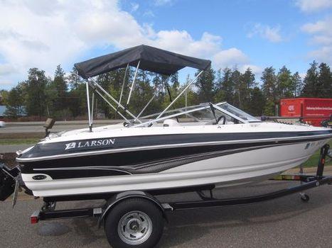 2009 Larson 175 Fish & Ski