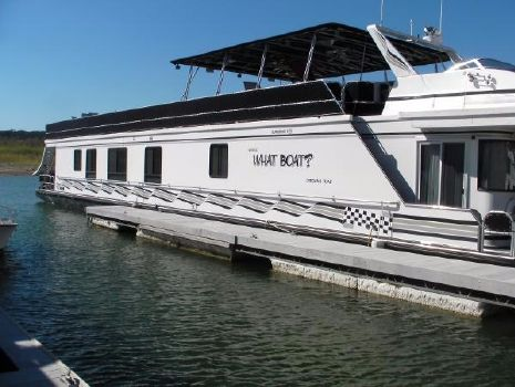2000 Sumerset 18 x 100 House Boat